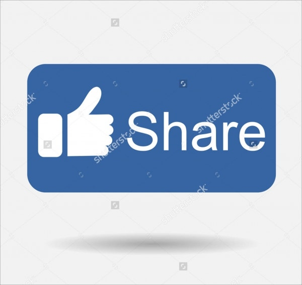 Facebook Share Icons