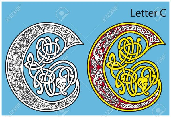 creative-celtic-alphabet letter