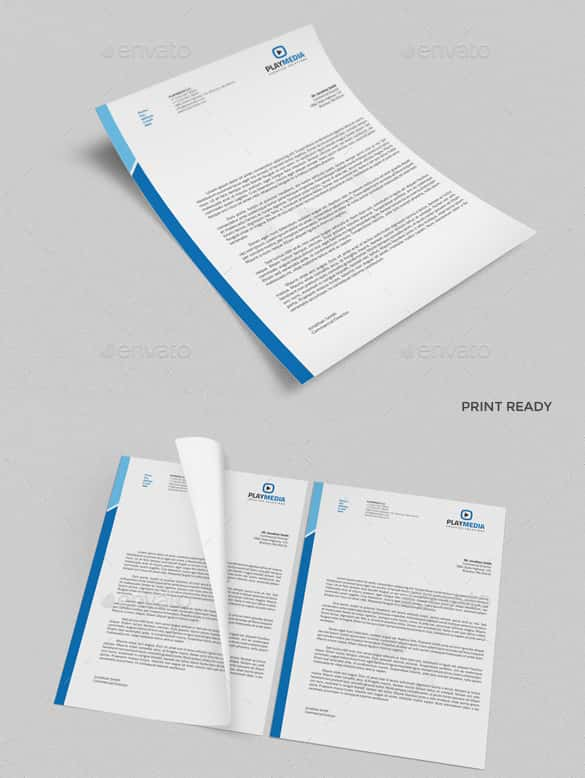 32 Word Letterhead Templates Free Samples Examples Format – Contacts Template Word