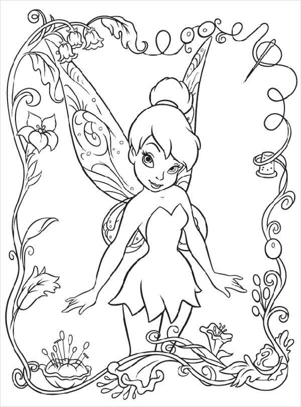 10+ Spring Coloring Pages | Free & Premium Templates