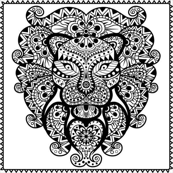 abstract-animal-coloring-page