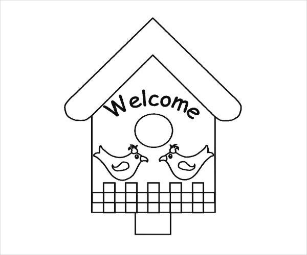 printable spring coloring page2