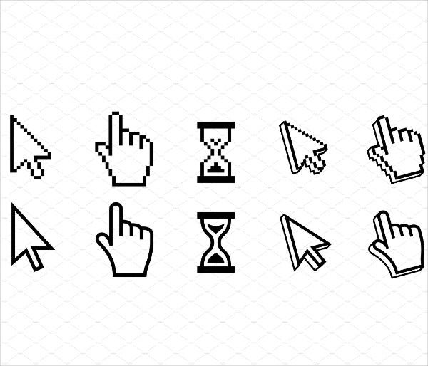Mouse Cursor Icons