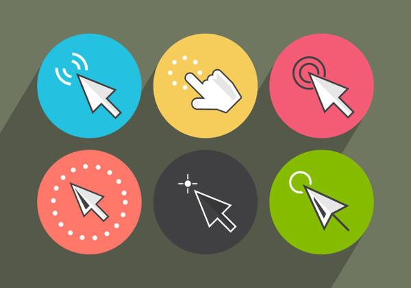 Web Cursor Icons