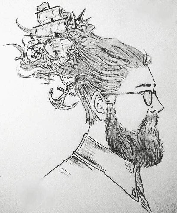 hipster-pencil-drawing