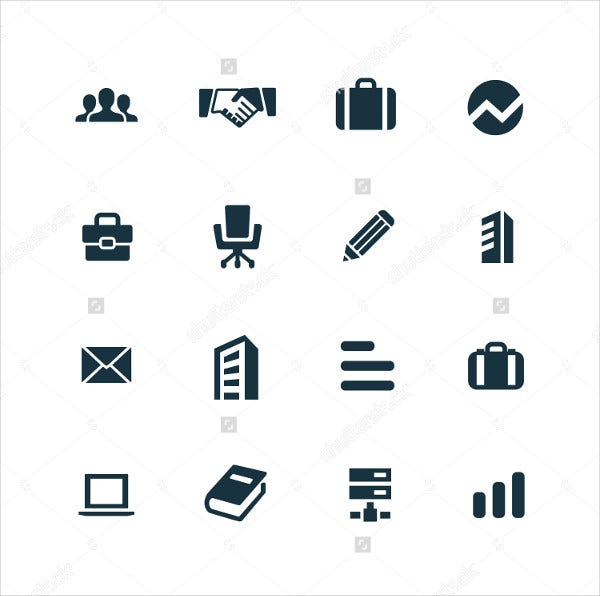 Vector Company Icons