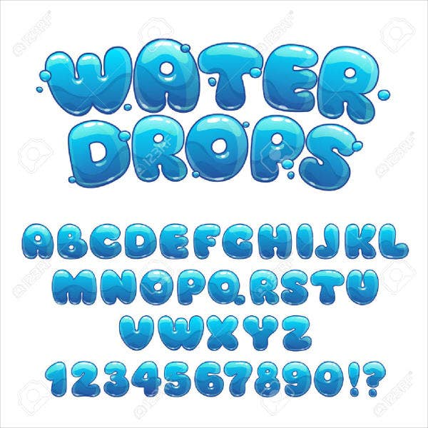 Crazy Bubble Font