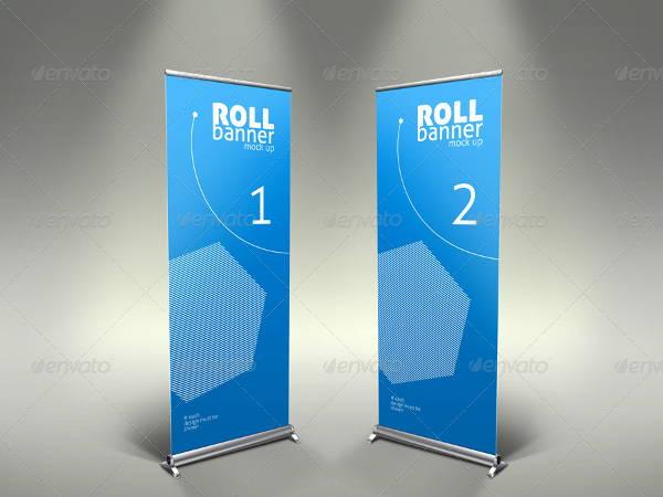 9  banner mockups