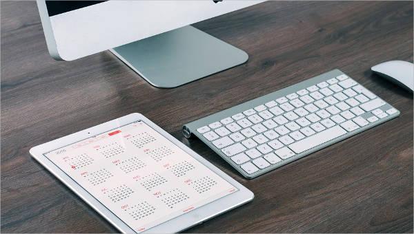 project calendar templates