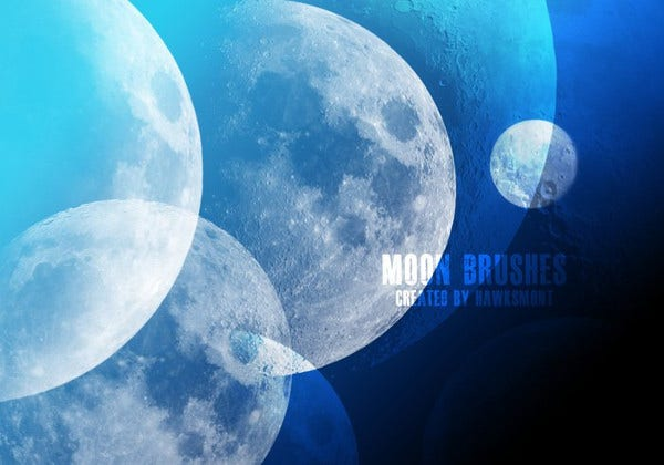 Moon Brushes Free Download