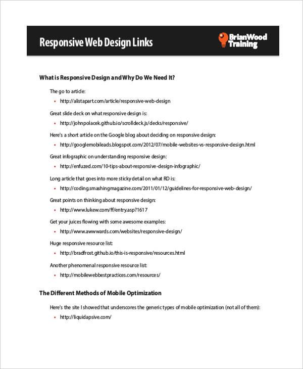 responsive blog template