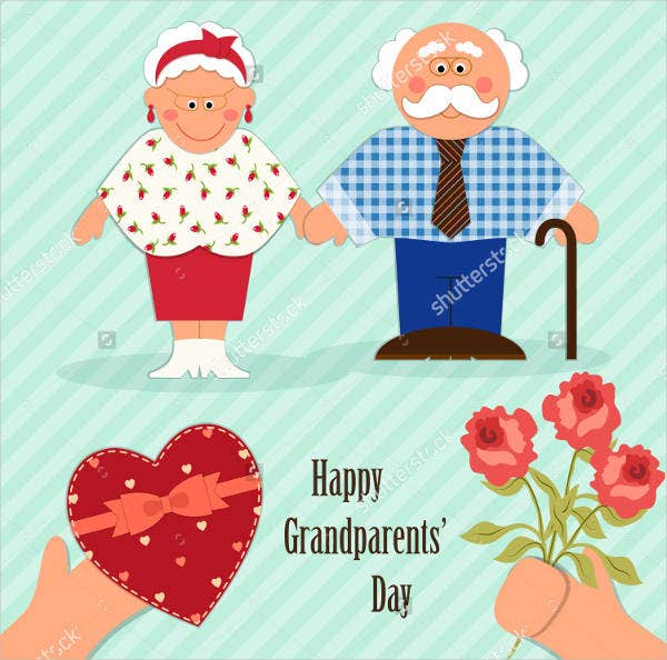 Funny GrandParents Day Card