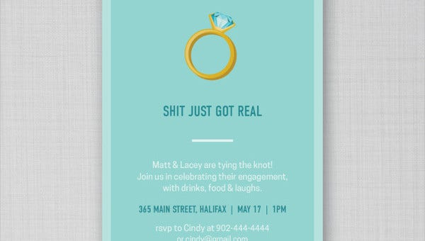 funny invitation templates