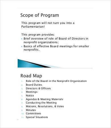 nonprofit board meeting agenda template 9 board agenda templates free sample example format 23793 | Nonprofit Board Agenda Template