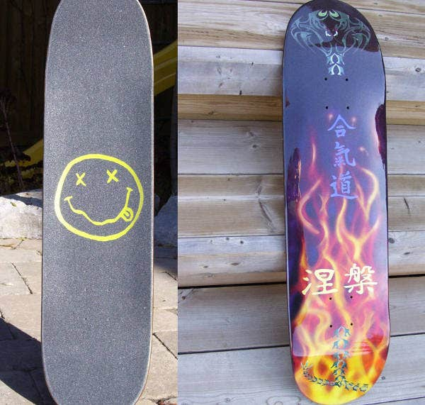 9 Skateboard Designs Free Amp Premium Templates