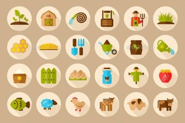 farm-gardening-icons