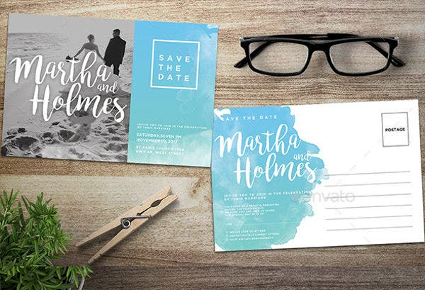 9+ Postcard Invitation Templates - Free Sample, Example, Format