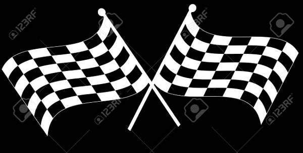 checkered-flag-vector