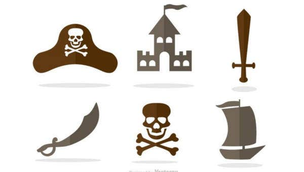 Some Pirate Logos Mayhaps Well Then You Re In Luck Cause We Have Gathered Excellent For Scoured From Across