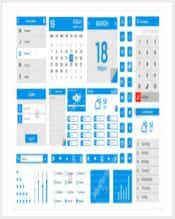 menu calendar free pdf template download min1