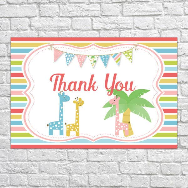 baby-shower-thank-you-postcard