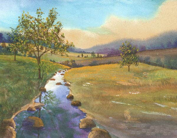 landscape-watercolour-painting