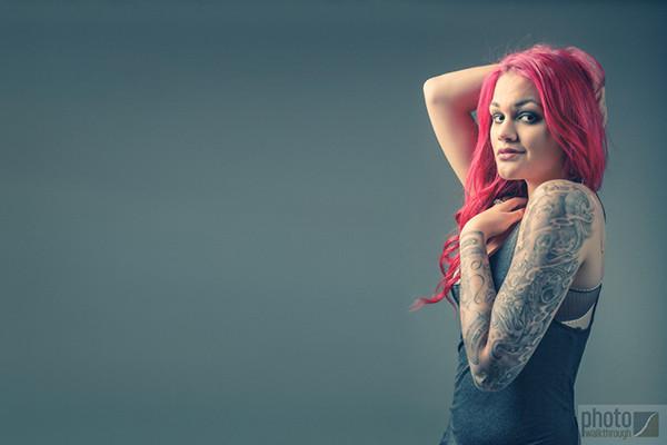 Sleeve Tattoo Photography