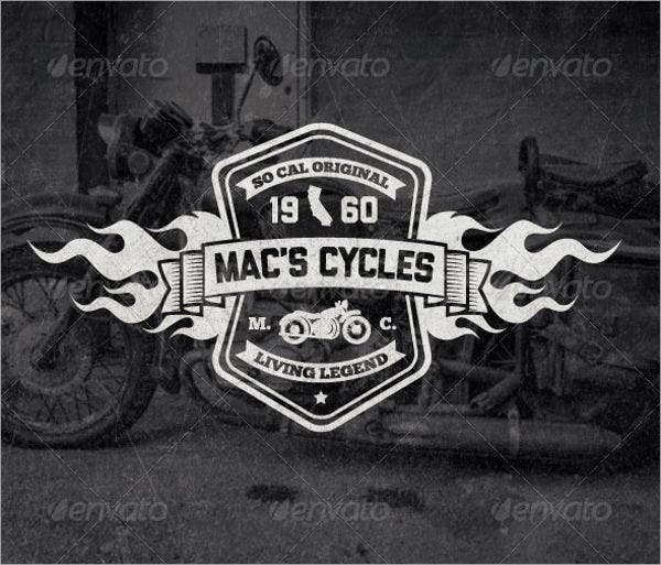 Motorcycle Logo - 11+ Free PSD, Vector AI, EPS Format ...