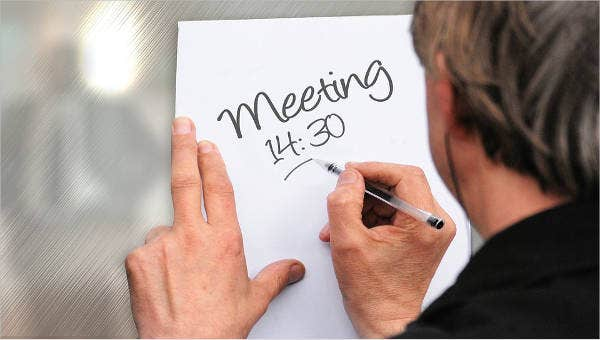 departmentmeetingagendatemplates