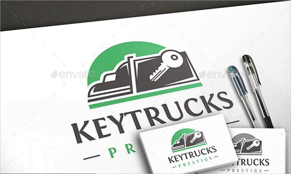 Truck Key Logos