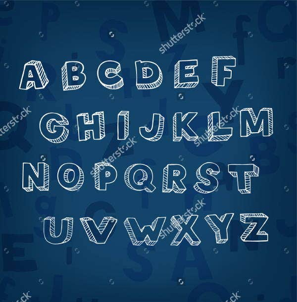 cool-capital-letter-font