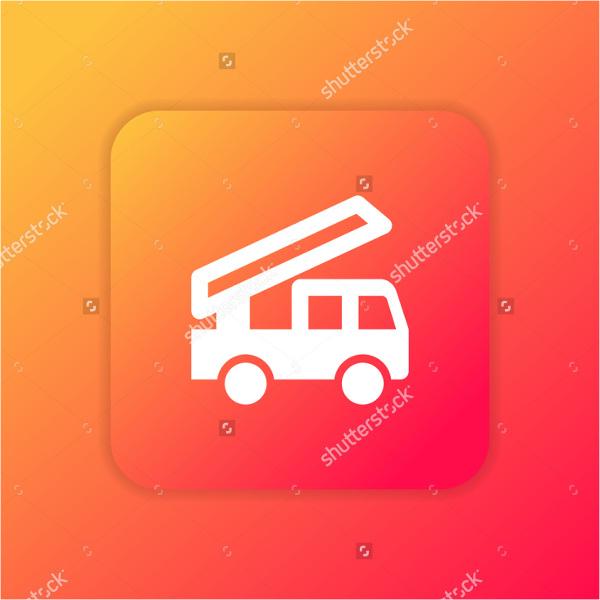 ladder truck logos