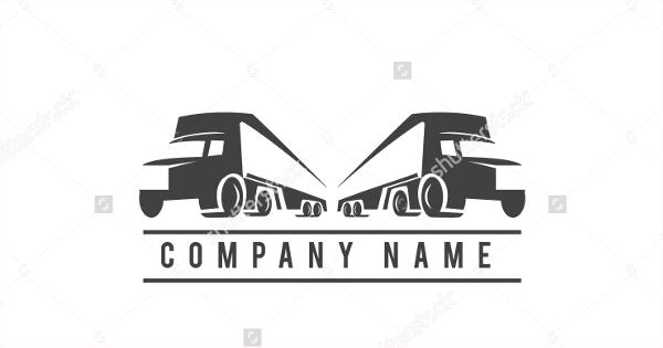 company truck logos