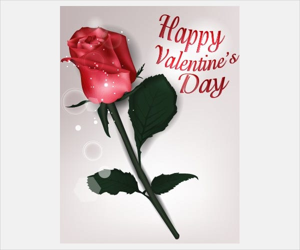 valentines-day-rose-vector