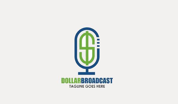Dollar Broadcast Logos