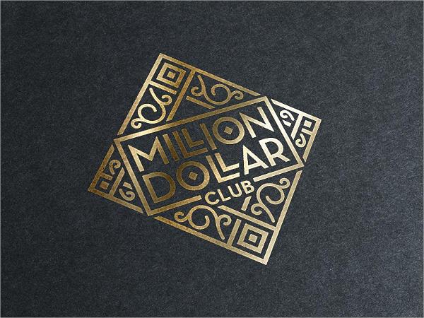 million dollar club logo