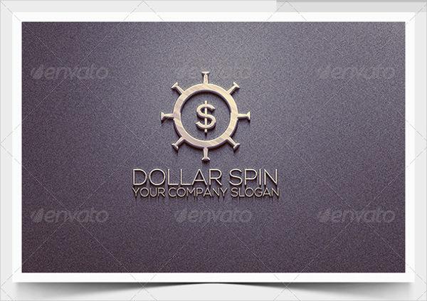 Dollar Spin Logo