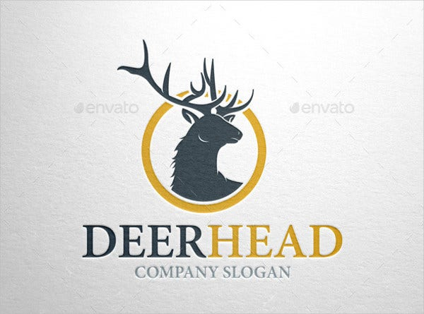 deer-head-logo