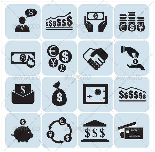 finance-and-money-icons