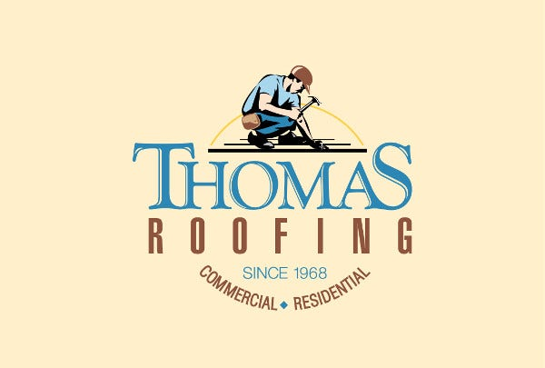 Roofing Logo of Thomas