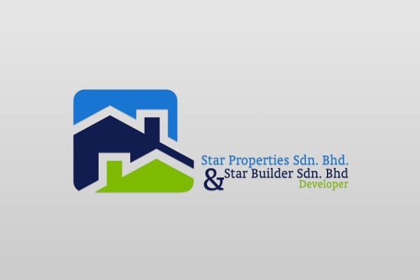 Roofing Logo for Houses