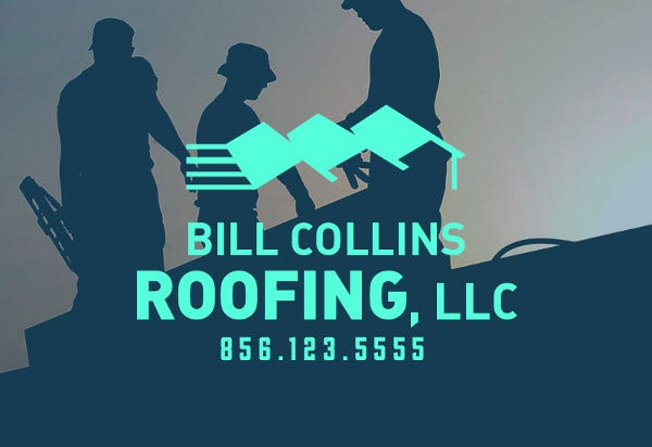 8  roofing logos