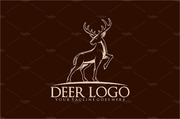 deer stags logo