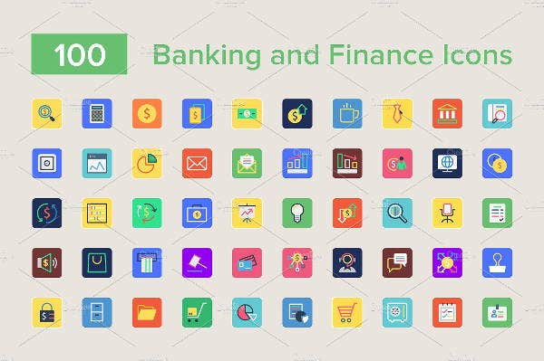 banking-and-finance-icons