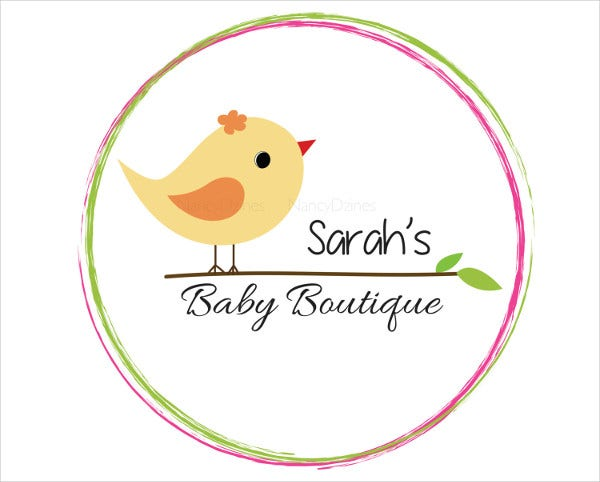 Baby Boutique Logo
