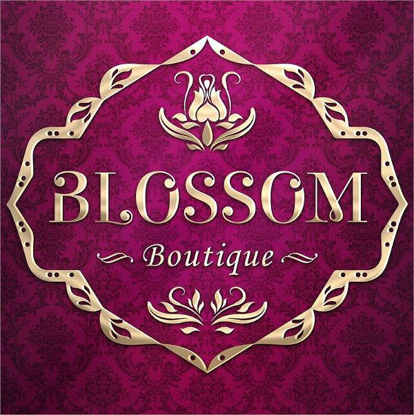 Blossom Boutique Logo