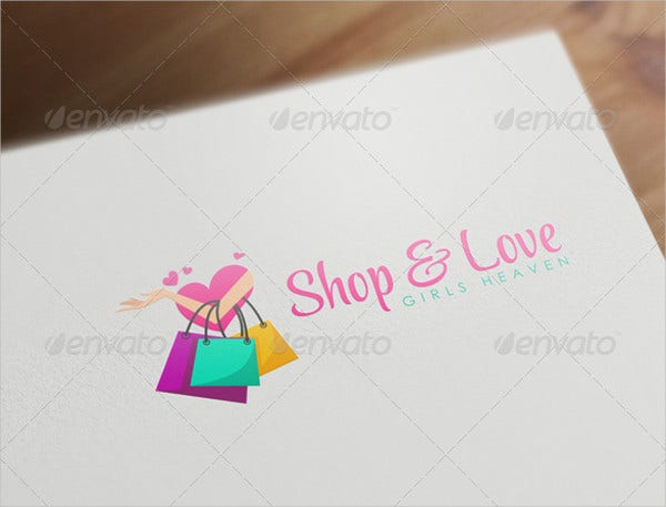 Fashion Boutique Logo Template