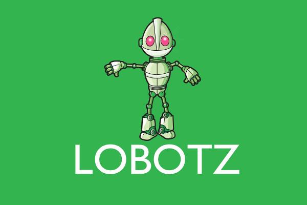 Free Vector Logo Robot Logo