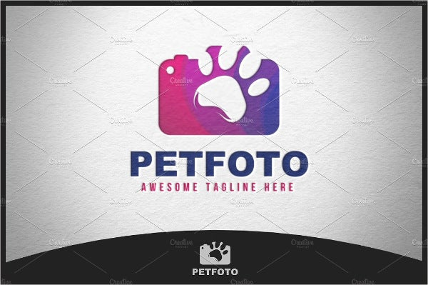 Pet Photography Logo
