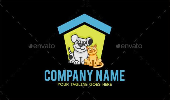 Pet Company Logo